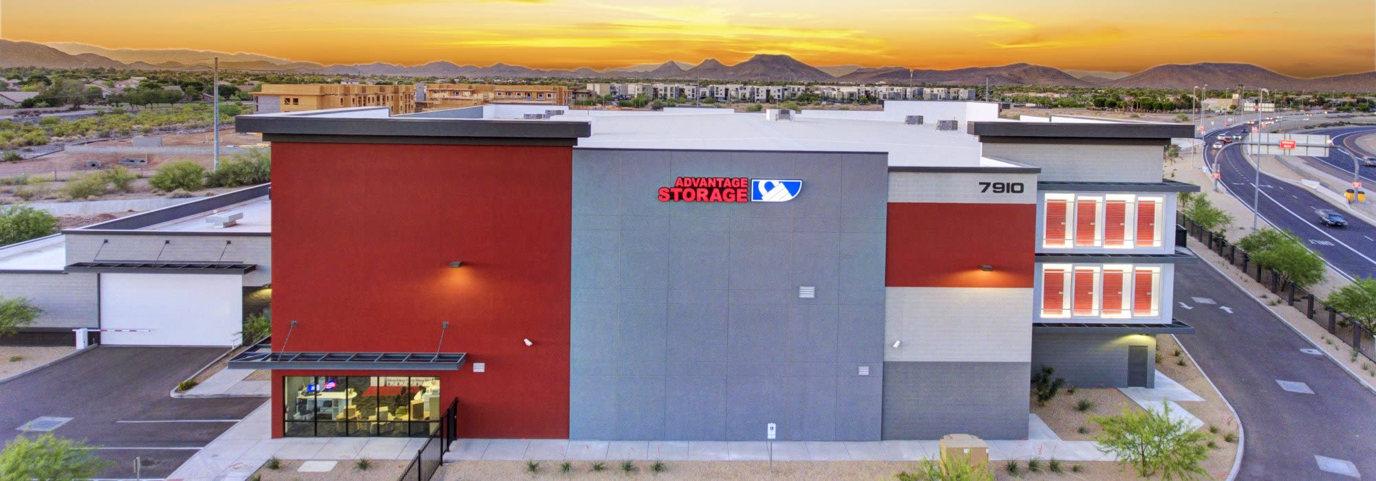 Self storage in Glendale AZ