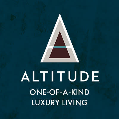 logo for Altitude in Atlanta, GA
