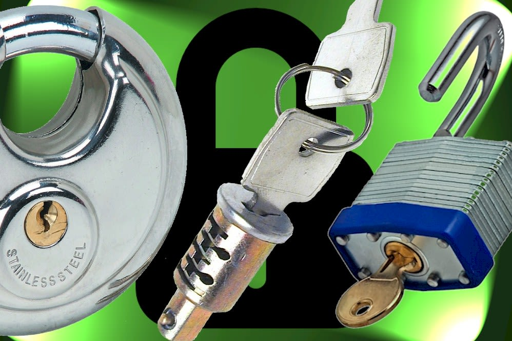 Capital Self Storage sells locks in Harrisburg, PA