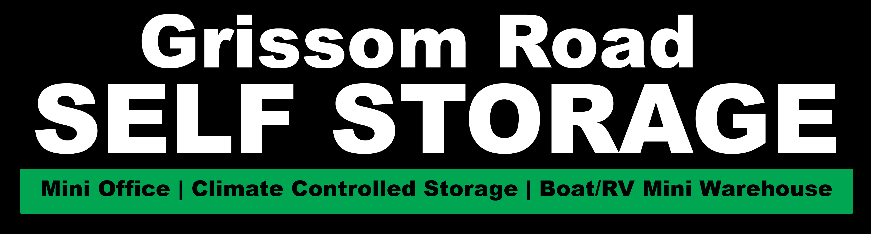 Grissom Road Self Storage