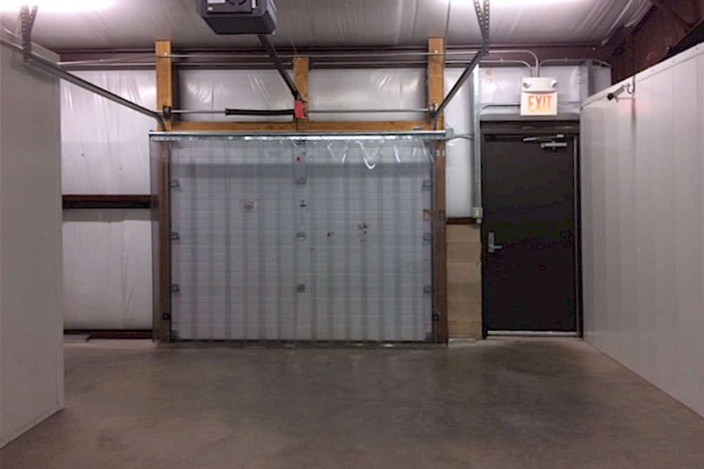 Interior of Self Storage of Cheshire in Cheshire, Connecticut