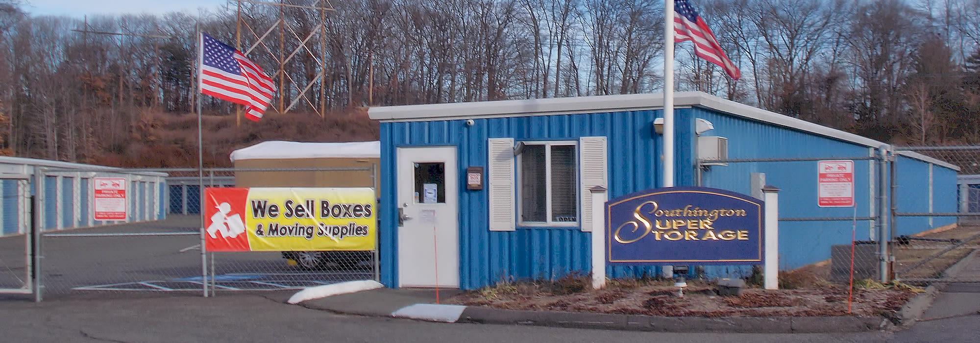 Southington Super Storage in Plantsville, CT