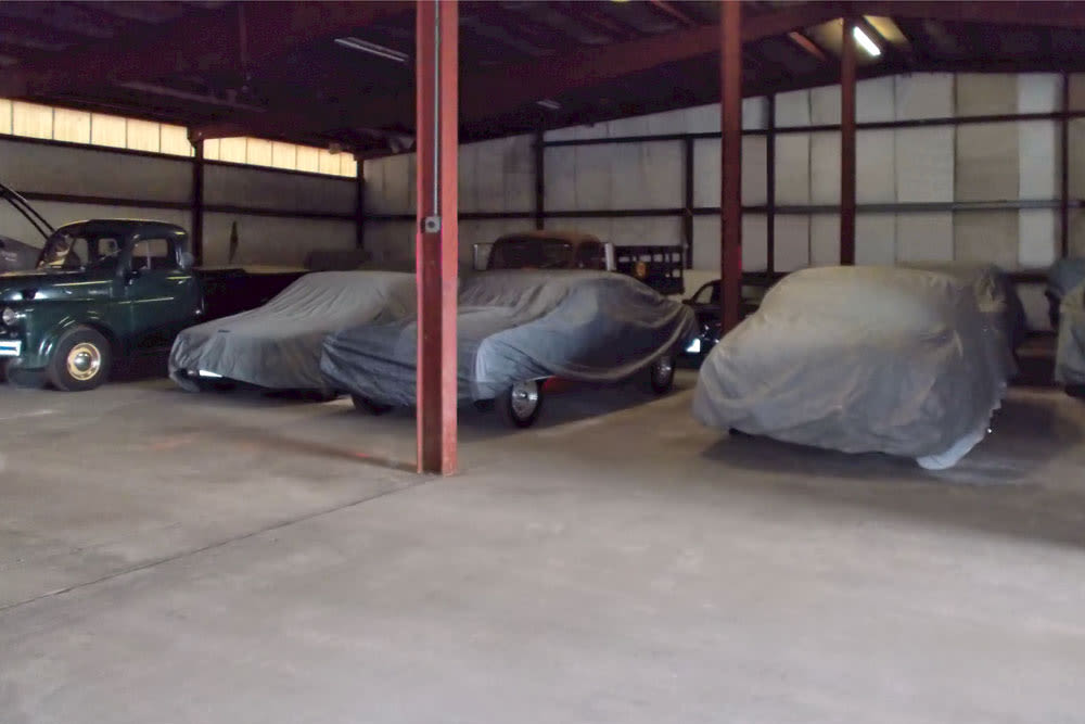 Covered auto storage at Southington Super Storage in Plantsville, CT