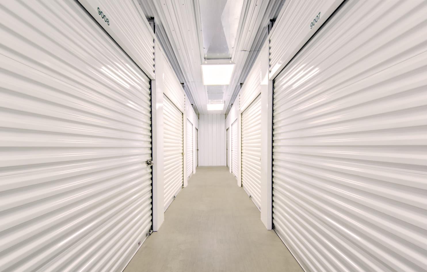 Storage unit at  Prime Storage in Louisville, Kentucky