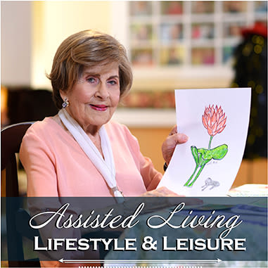 Learn more about Assisted Living enrichment opportunities at Mattison Crossing at Manalapan Avenue in Freehold, New Jersey