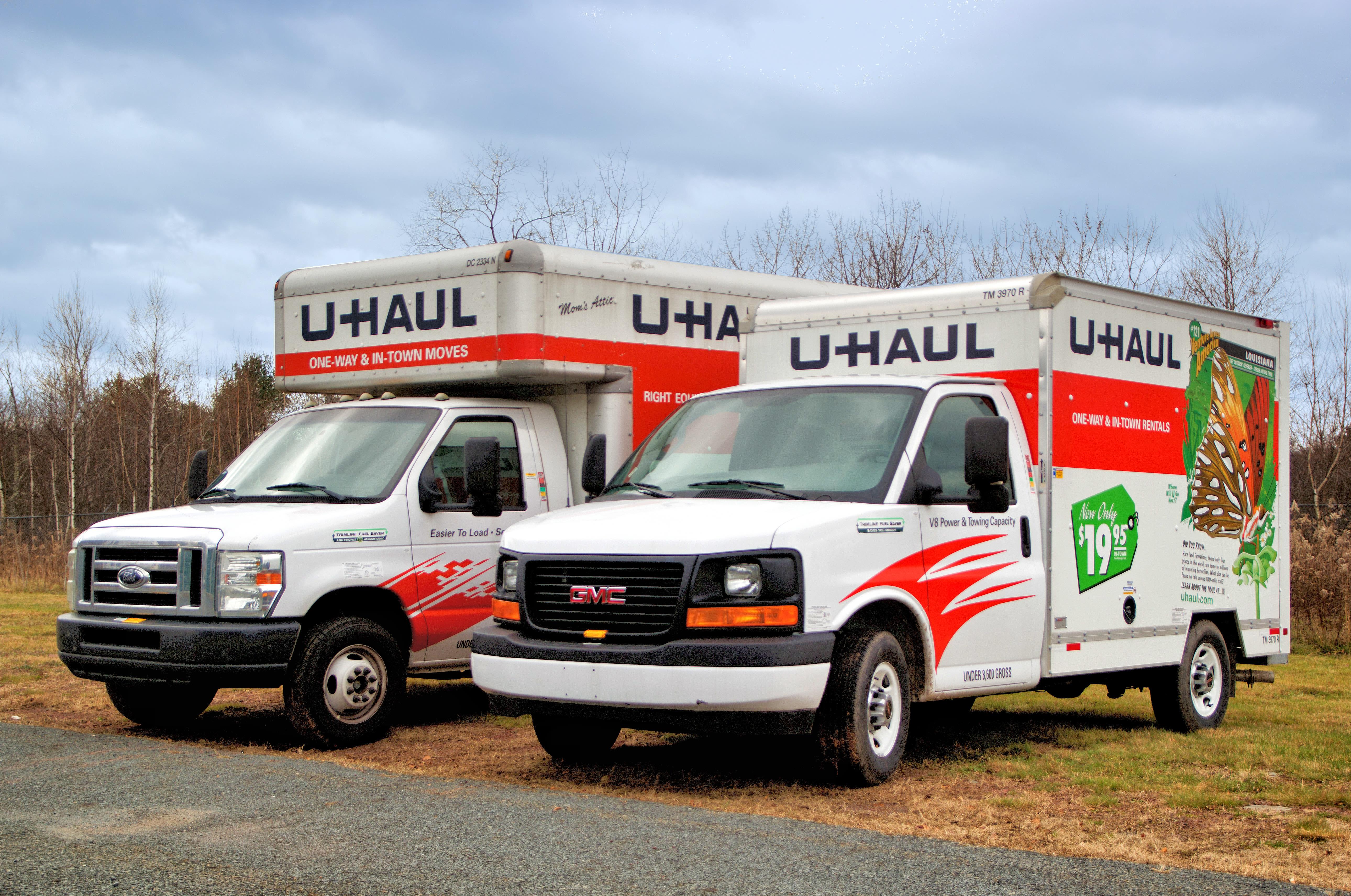 Rent trucks at Capital Self Storage in Liberty, NY