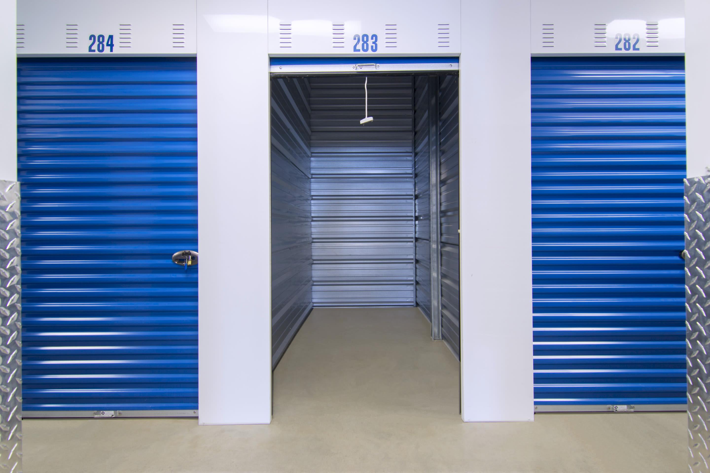 Tyler Self Storage locker unit in Mentor, Ohio
