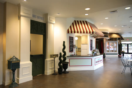 Main Street in the First Floor Of Our Senior Living Community In Edmonds
