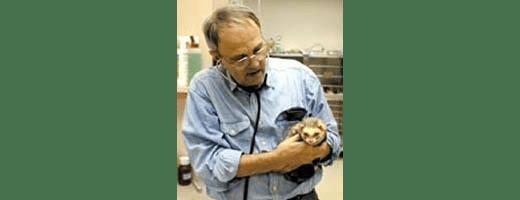 Anthony C Burgett, DVM at Edinboro Veterinary Clinic
