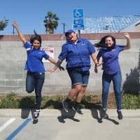 Anaheim A-1 Self Storage team