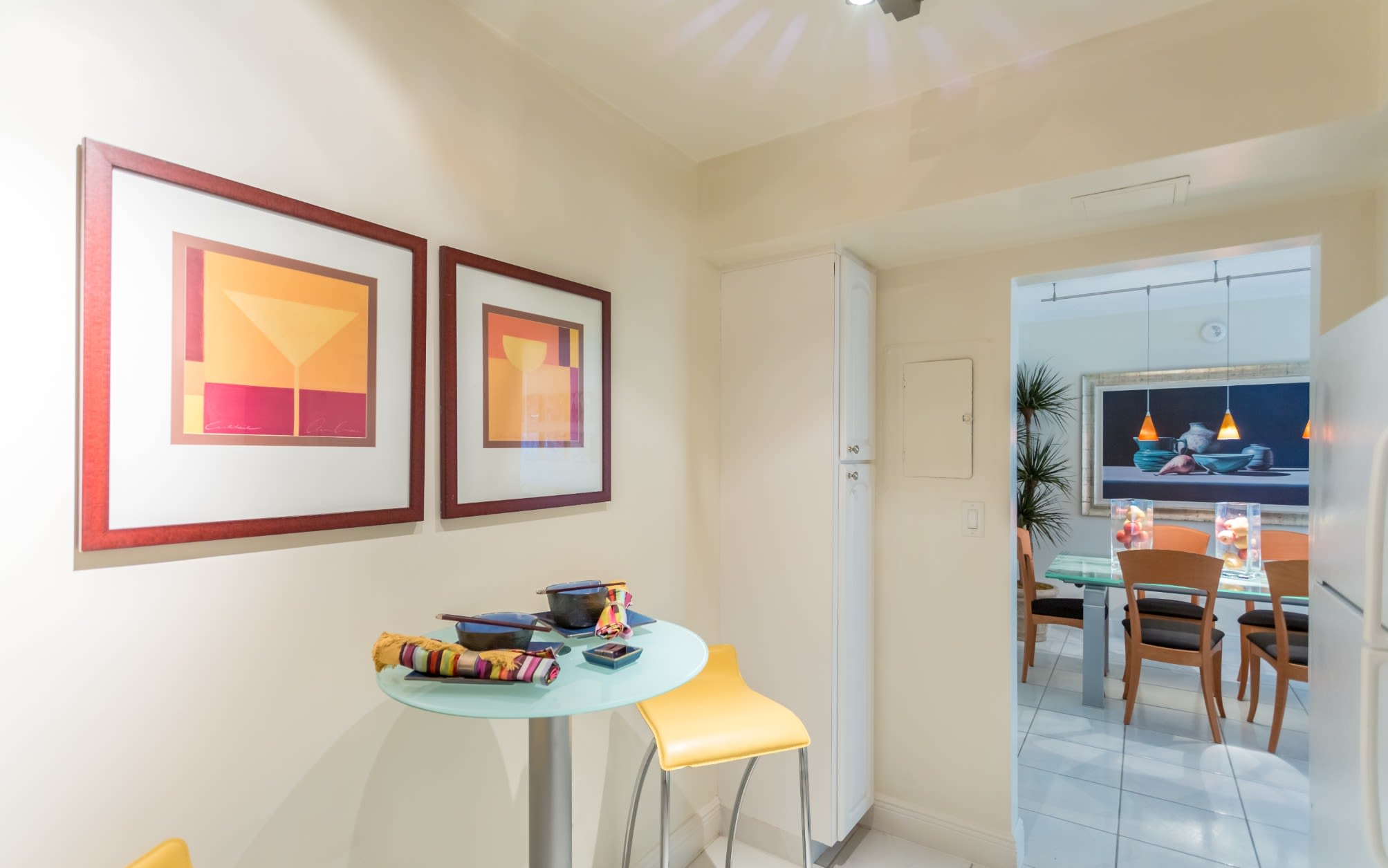 Interior at our Sunny Isles Beach, FL apartment homes