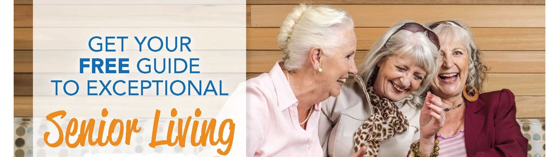 Get your free guide to exceptional senior living at Discovery Commons At Wildewood in California, Maryland