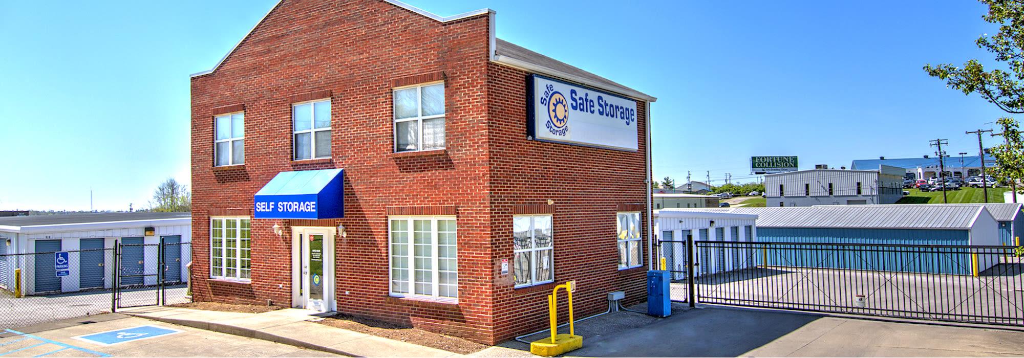 Safe Storage in Nicholasville, KY