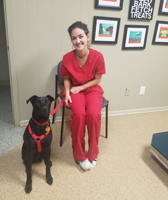 Maria at Baton Rouge Animal Clinic