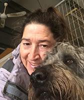 Laurie at University Pet Resort in Merced, California