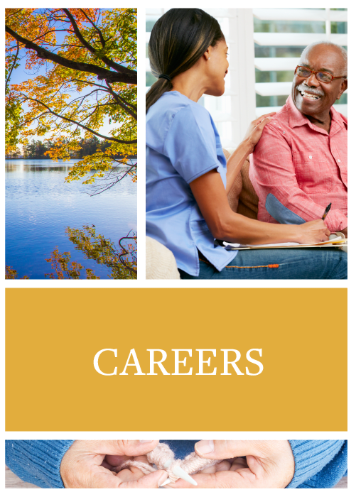 Careers at Waldron Place Senior Living in Hutchinson, Kansas