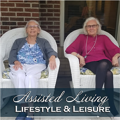 Assisted living enrichment opportunities at Regent Street Senior Living