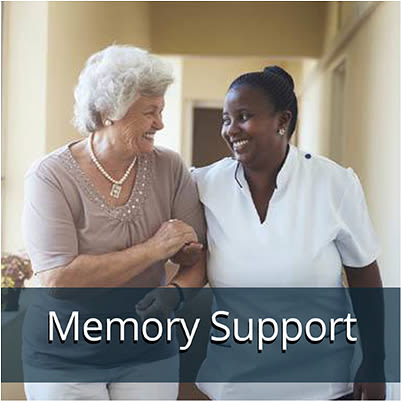 Memory Care at Harbour Pointe Senior Living