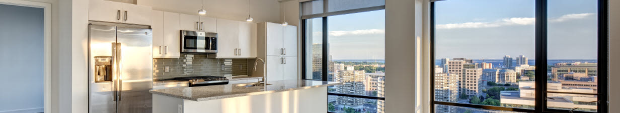apartment amenities at Vela on the Park