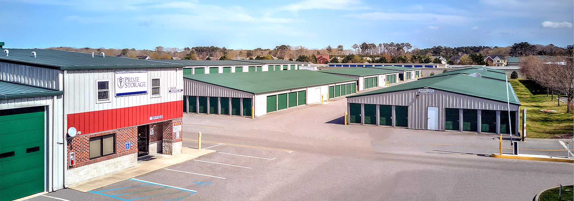 Prime Storage In Virginia Beach, VA