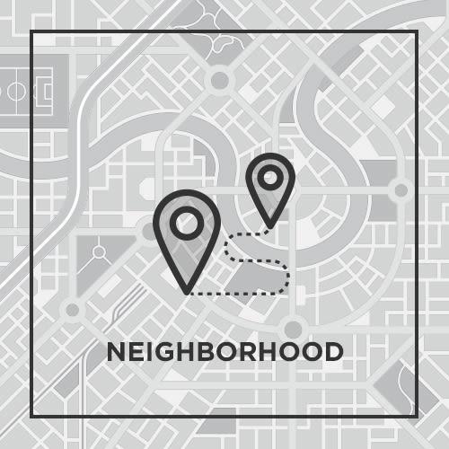 Neighborhood near Conifer Place Apartments