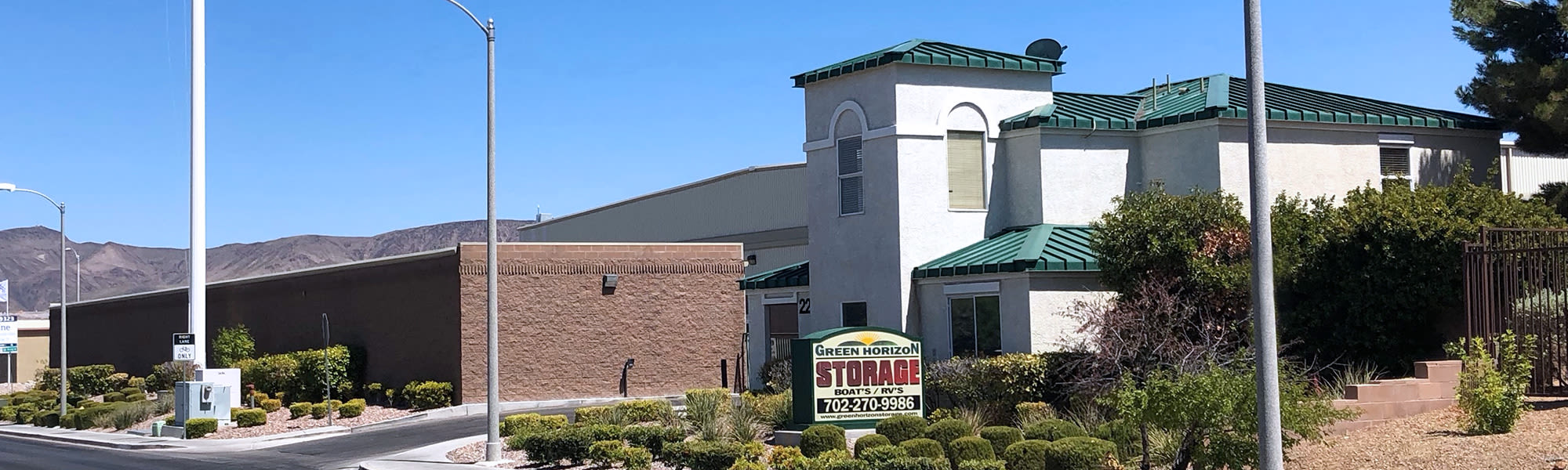 Self storage in Henderson, NV