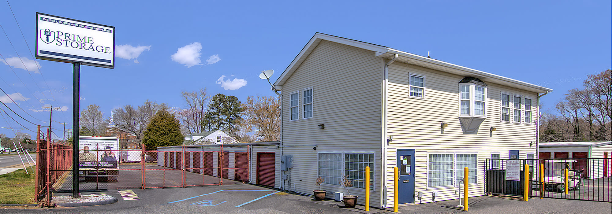 Prime Storage in Newport News, VA