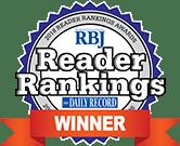 Reader rankings Rochester award