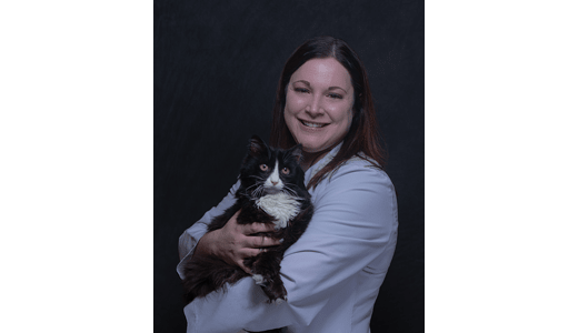 Erin Hicks, DVM at Lakewood Animal Hospital