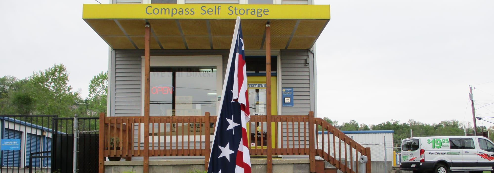 Self storage in Cincinnati OH