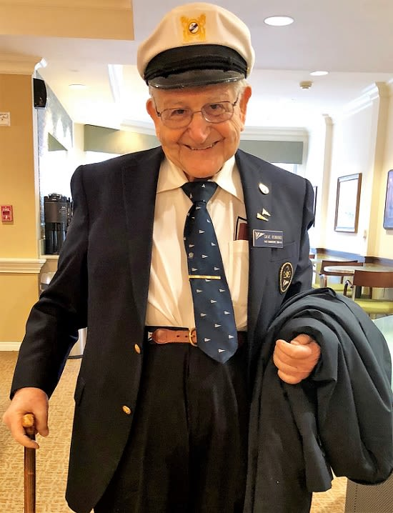 Meet your neighbor at Seattle senior living