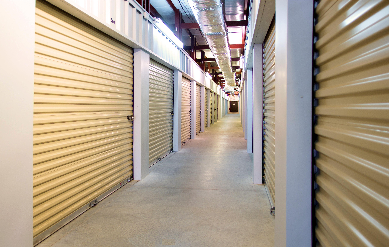 Interior units at Prime Storage in Glenville, NY