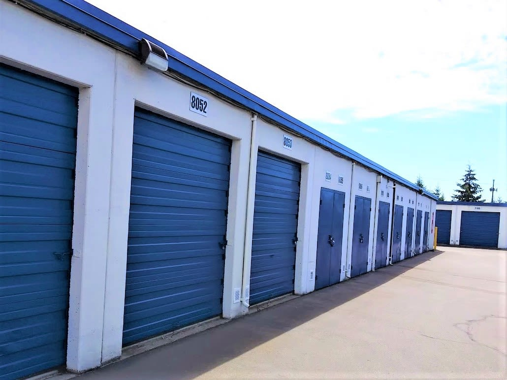 Self storage in Lakewood WA