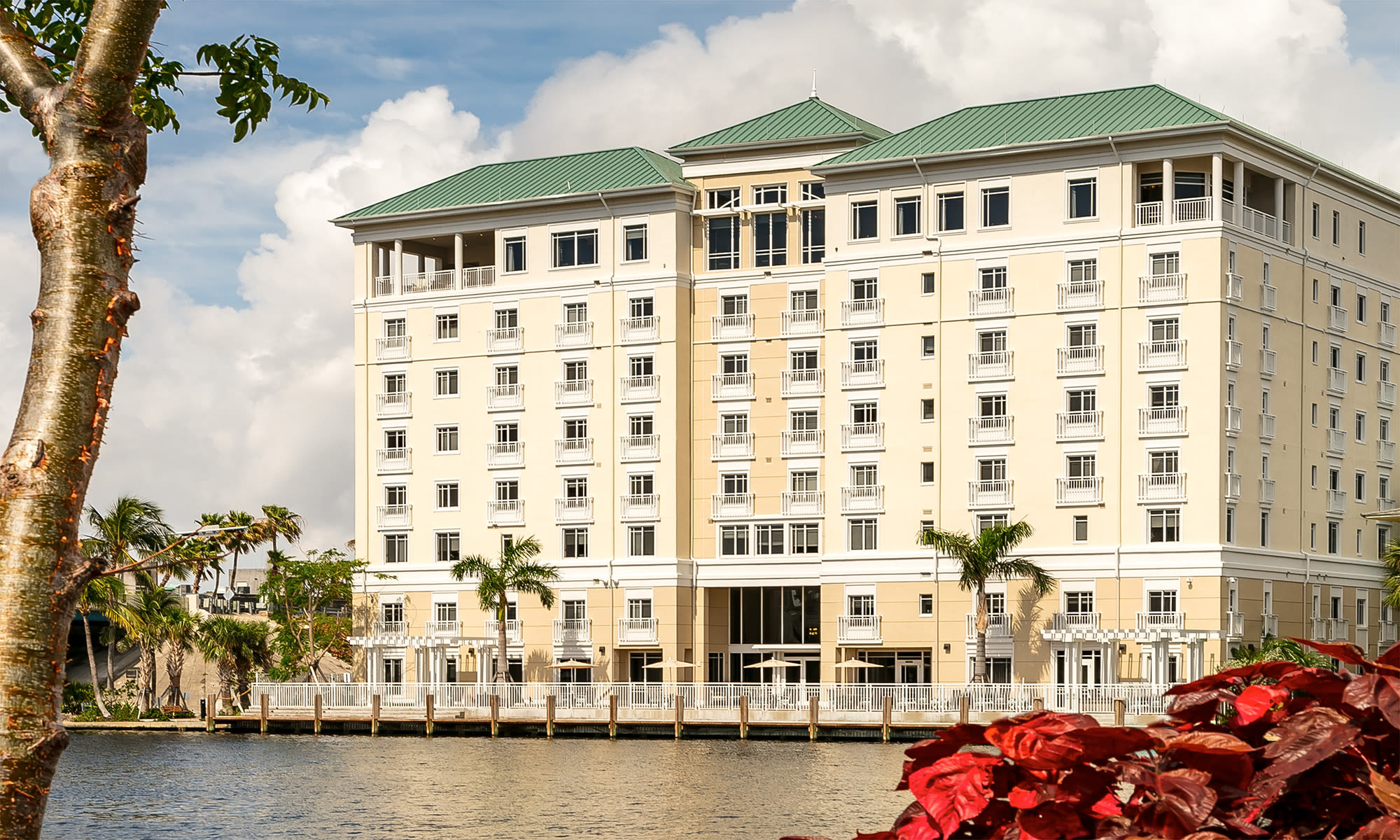 Senior living community in Fort Lauderdale