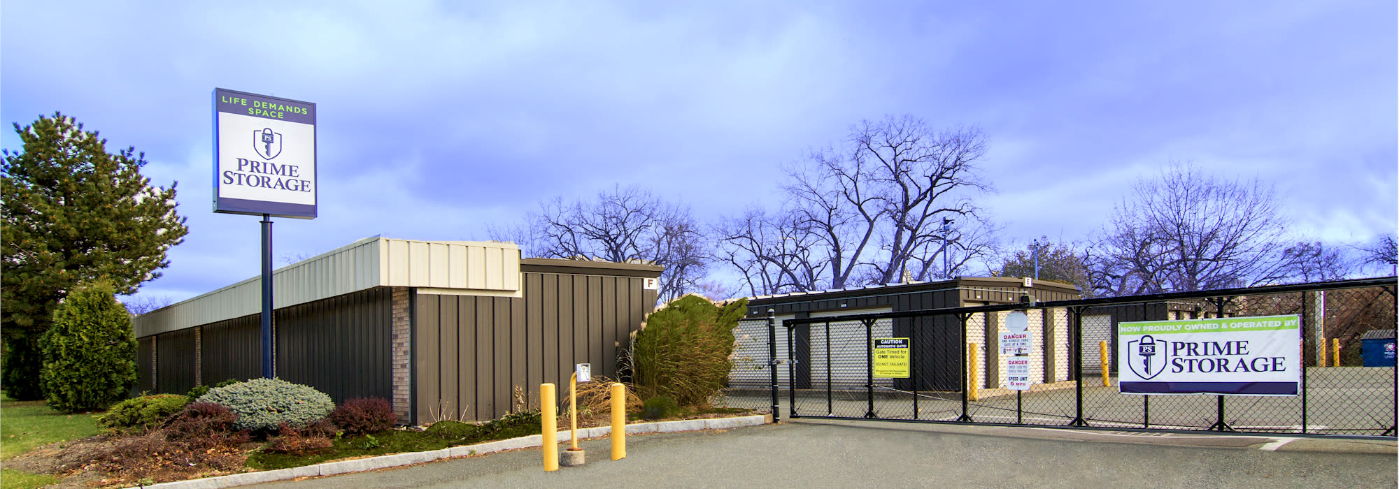 Prime Storage in Green Island, NY