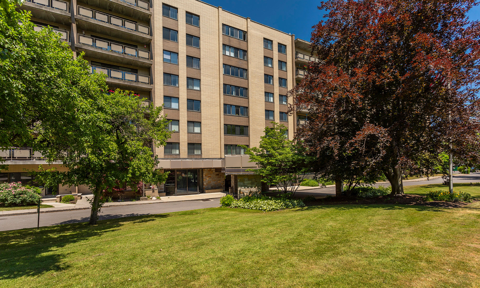 Apartments for rent in The Venue in Rochester, New York