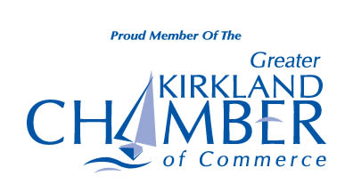 Merrill Gardens at Kirkland Chamber of Commerce Member Logo