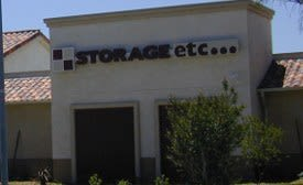 Storage Etc. location in Chatsworth, CA