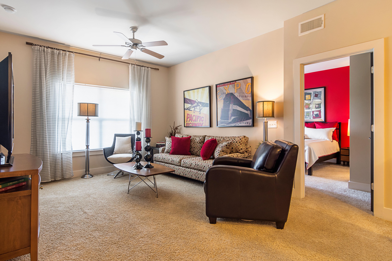Spacious Living Room at The Atlantic Aerotropolis