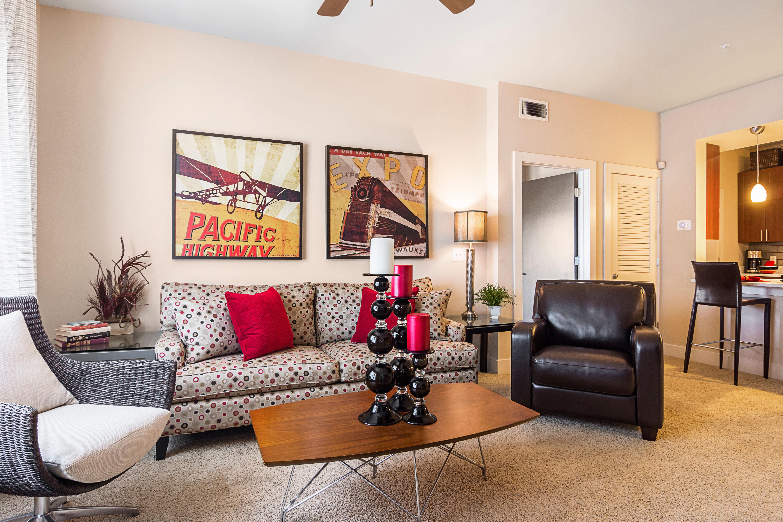 Beautiful Living Room at The Atlantic Aerotropolis