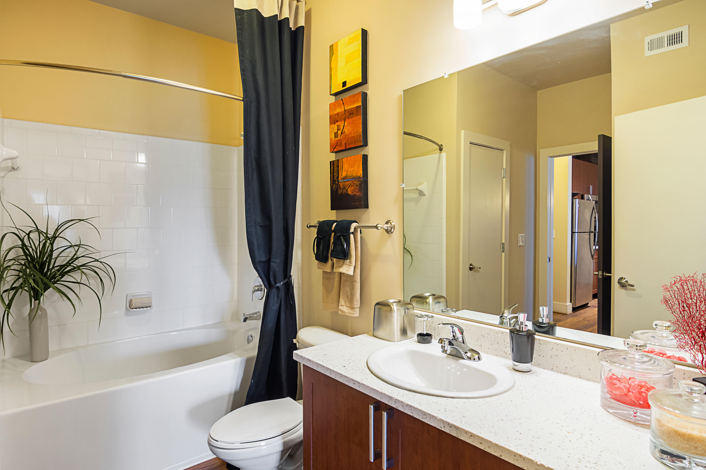 Bathroom at The Atlantic Aerotropolis