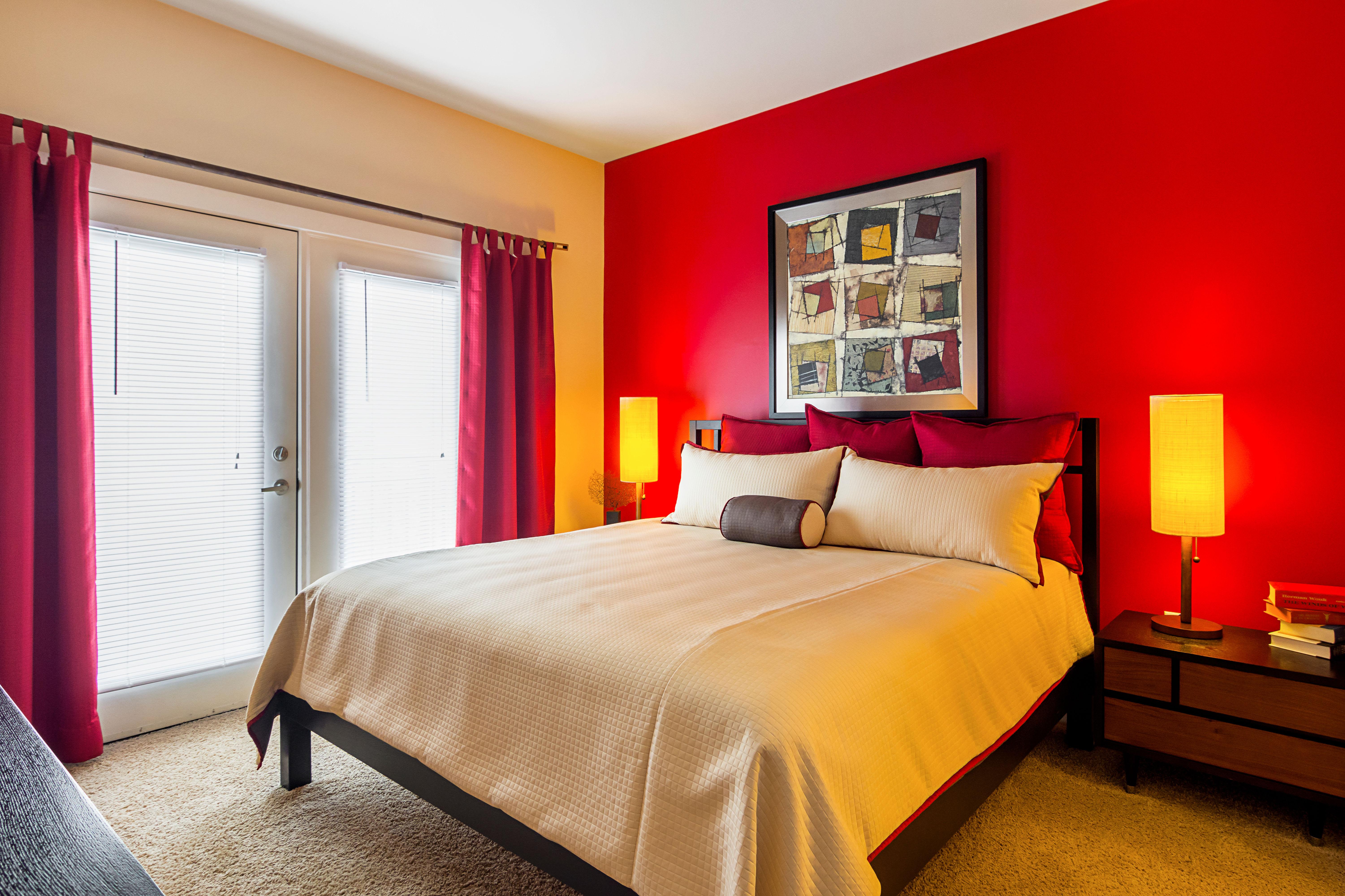 Lovely Bedroom at The Atlantic Aerotropolis