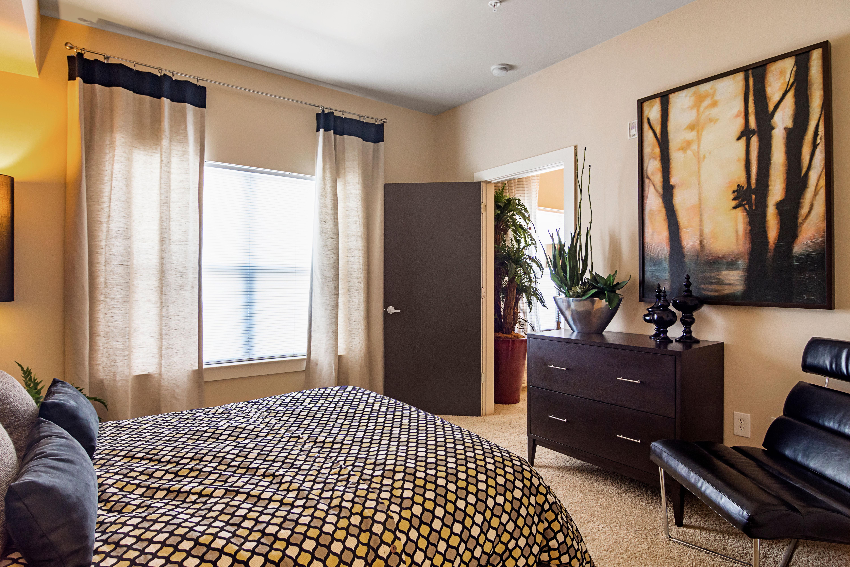 Bedroom at The Atlantic Aerotropolis