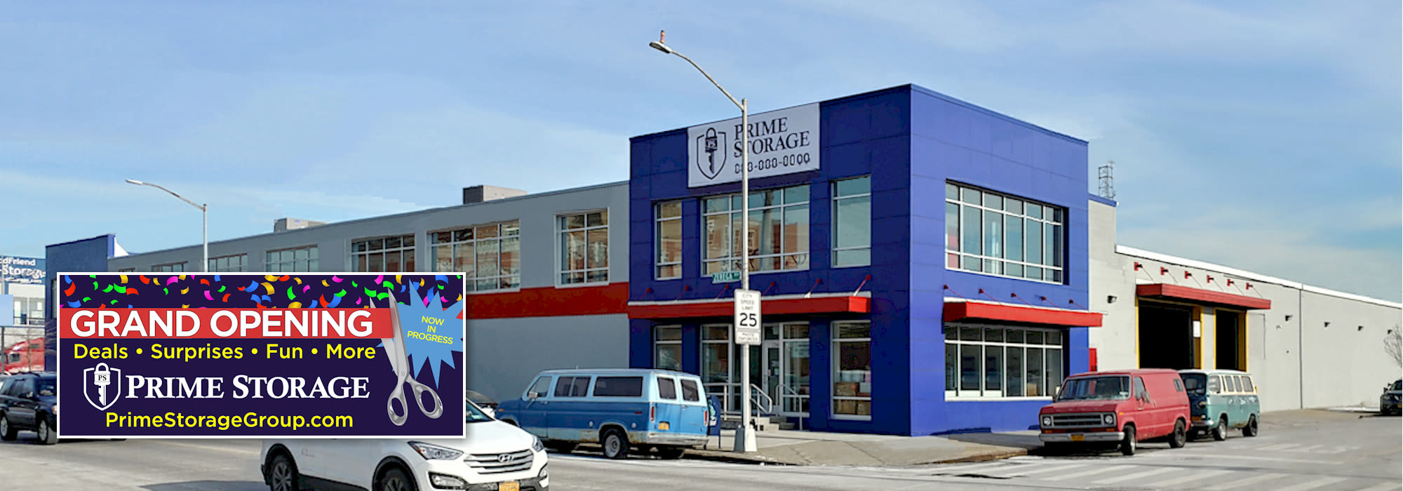 Prime Storage in Bronx, NY