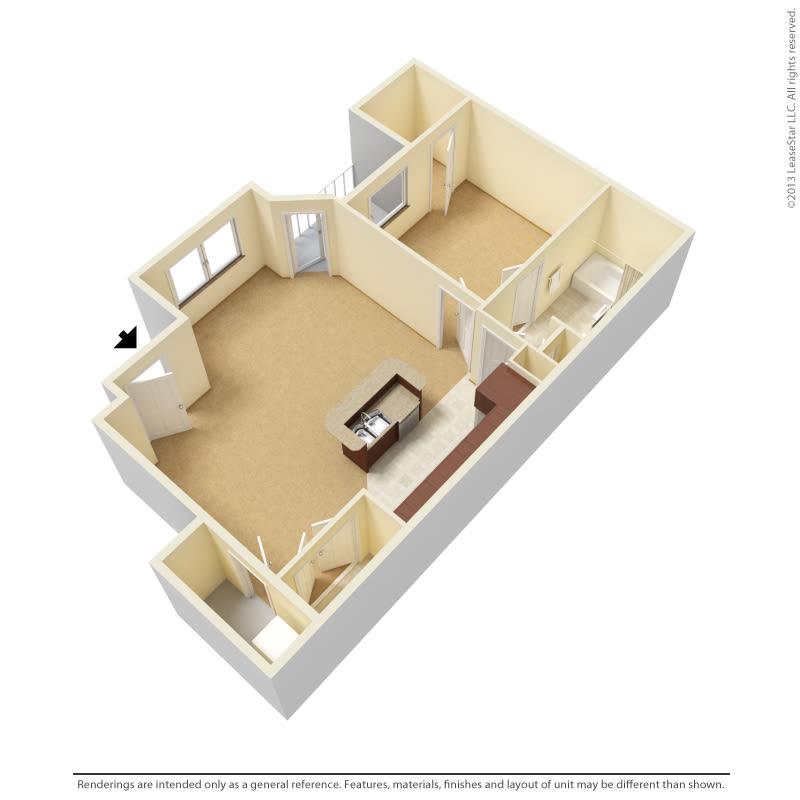 Luxury Studio 1 2 3 Bedroom Apartments In Huntsville Al