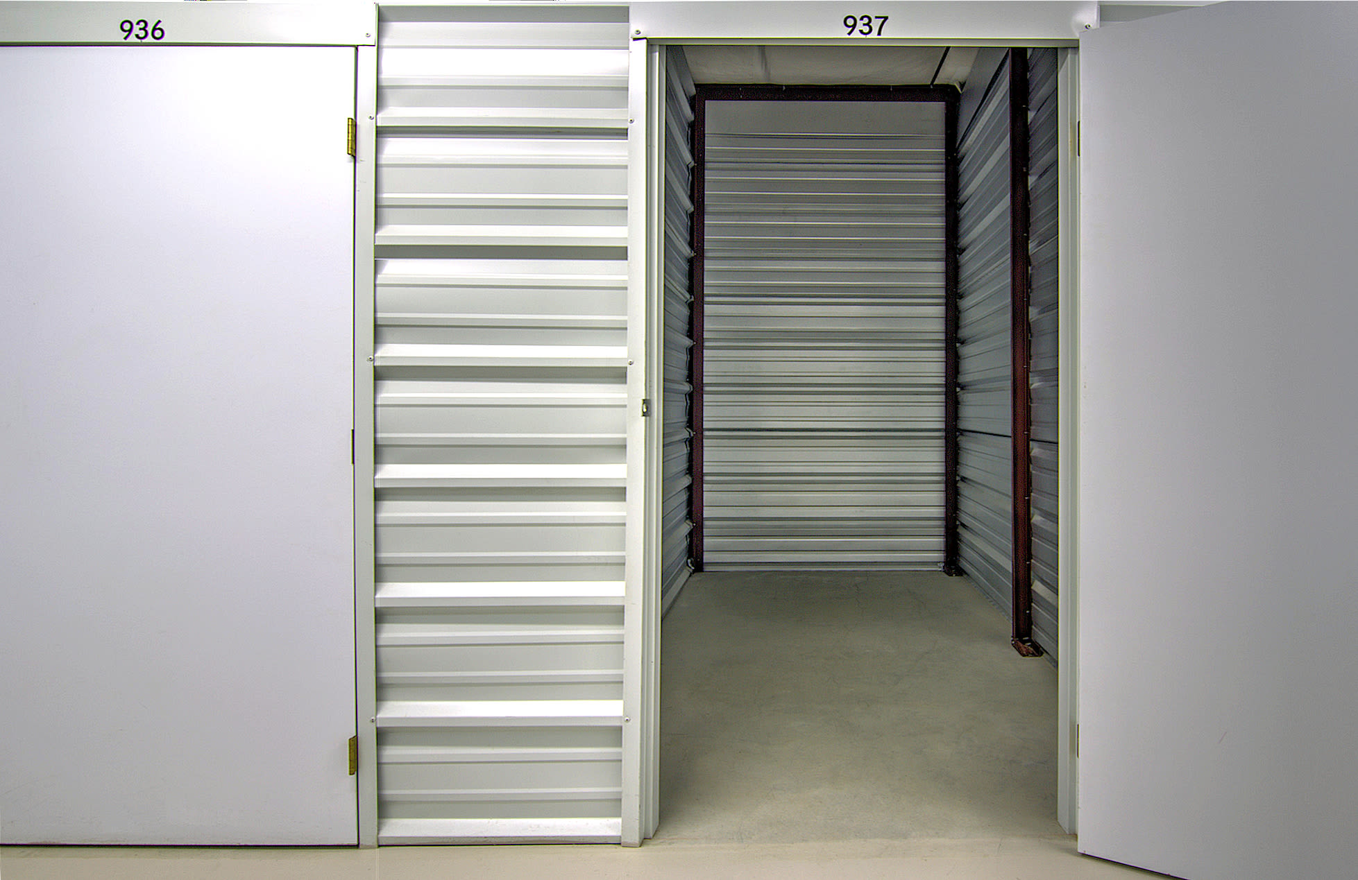 Indoor unit at Prime Storage in Shallotte, North Carolina