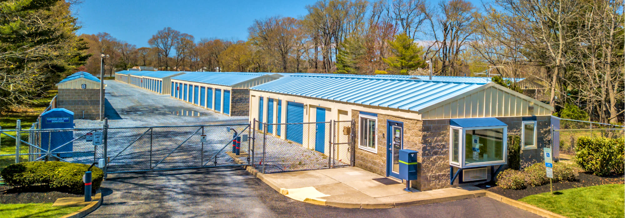 A Safe Keeping Self Storage in North Cape May, NJ