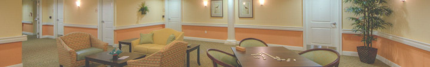Discovery Commons offers assisted senior living in Florida