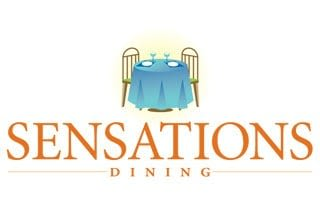 Sensations dining photo card at Discovery Commons