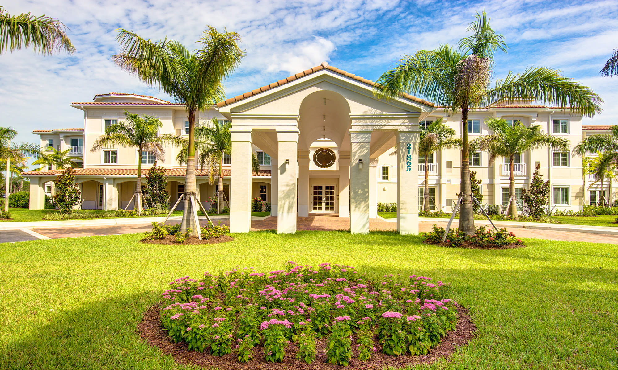 Symphony at Boca Raton senior living
